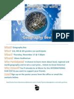 GeographyBee_StudyGuide2011flyer