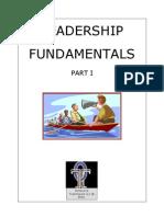 Leadership Fundamentals 1