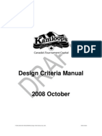 Design Criteria Manual ALL_draft