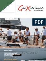 GeoXperience Novembre 2011