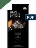 NOCHE DE FADO - Grille Macaracuay