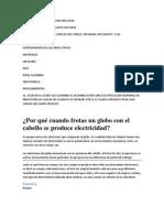 electro estaticva