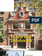 The Observer's Townhouse Fall 2011
