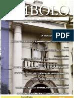 Simbolo Nro 95 - Nov 2011 / Revista Masónica