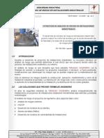 Estrategia de analisis de riesgo en instalaciones industriales