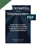 14clicks.com:Get Started With Entrepreneurship by Nicholas Tart 14 Clicks