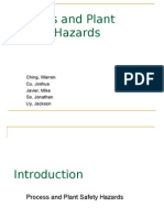 Process and Plant Safety Hazards