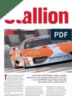 Stallion Job - Ferrari 360 Modena GT [Racecar Engineering   July 2003]