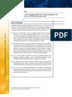 IDC Assessment Cognizant