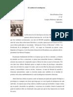 La Revolución de la Inteligencia de Luis Alberto Machado