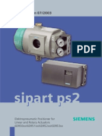 Sipart Ps2 Positioners English