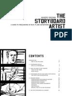 Storyboard Artist Sample PDF