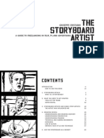 Storyboard Artist Sample PDF