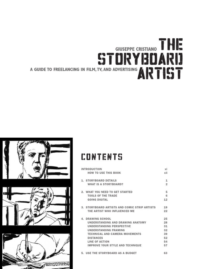 How To Use Storyboarder