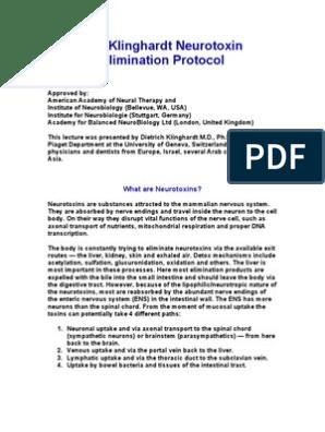 Dr Klinghardt Protocols
