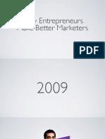 "Saman Rahmanian - ""Why Entrepreneurs Make Better Advertisers"""