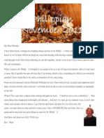 Philip Pi An November 11