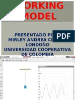 Practica de Working Model M.a.S