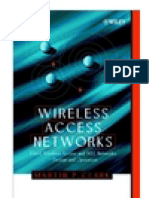 Wireless Access Networks - Fixed Wireless Access and WLL Networks