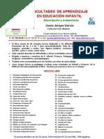 Ficha Libro Dificultades Infantil