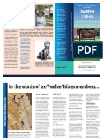 Twelve Tribes New Pamphlet