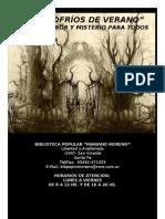 Libros de Terror y Misterio Para Todos