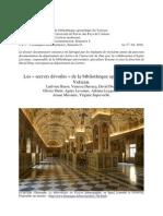 95837 La Bibliotheque Du Vatican