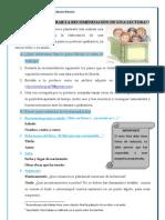 Ficha de lectura para recomendación (vídeo o audio recomendación)
