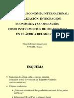 África en la economía internacional (CEA-UPF)