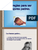 10 Reglas Para Ser Mejores Padres