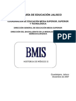 05 D.B. - Historia de Mexico II