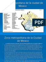 Zona Metropolitan A de La Ciudad de Mexico