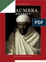 Shaumbra Monthly November 2011
