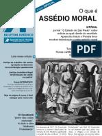 aASSÉDIO MORAL REVISTA