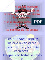 Am is Amigos