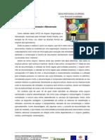 Arquivo-organização e manutenção