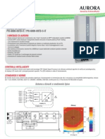 Scheda Tecnica Aurora Power One 6000-Outd