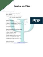Curriculum Vitae - Dri Com Log Psique