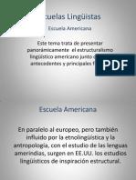 Escuela Americana