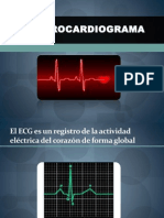 Electrocardiogram A Expo