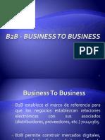 B2B - Formas de Pago Negocios Electronicos Clase 12