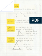 Geometry Interactive Notebook 4-2
