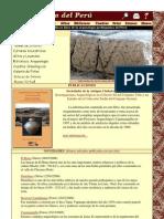 Arqueologia Del Peru