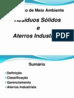 Resíduos Sólidos Industriais