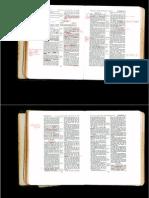 Nehemiah - original personal notes in 43yr old Bible of Ken Murray