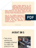 Sms Cause Train Collision Latest-1