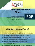 Pres - Potencial Export Ad Or de Piura Prom Peru)