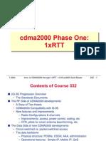 CDMA Phase One