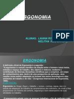 Ergonomia Power Point