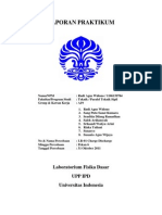 LR01 - Charge Discharge Final Report